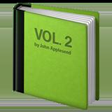 Green Book ios emoji