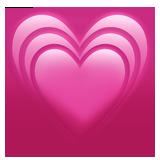 Growing Heart ios emoji