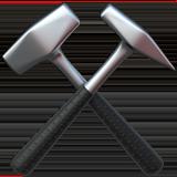 Hammer And Pick ios emoji