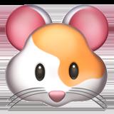 Hamster Face ios emoji