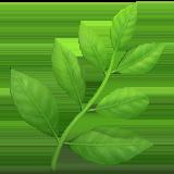 Herb ios/apple emoji