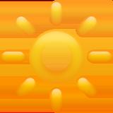 High Brightness Symbol ios/apple emoji