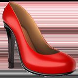 High-heeled Shoe ios/apple emoji