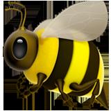Honeybee ios/apple emoji