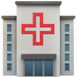Hospital ios/apple emoji