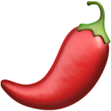 Hot Pepper ios/apple emoji