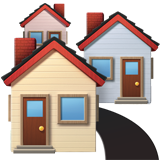 House Buildings ios emoji