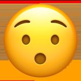 Hushed Face ios/apple emoji