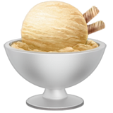 Ice Cream ios emoji
