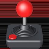 Joystick ios/apple emoji
