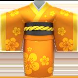 Kimono ios/apple emoji