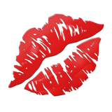 Kiss Mark ios emoji