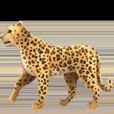 Leopard ios/apple emoji
