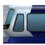 Light Rail ios/apple emoji