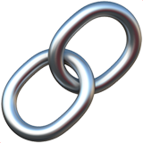 Link Symbol ios/apple emoji