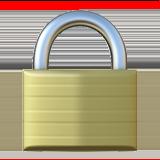 Lock ios/apple emoji