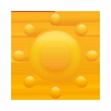 Low Brightness Symbol ios emoji
