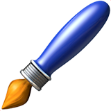 Lower Left Paintbrush ios/apple emoji