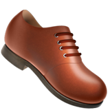 Mans Shoe ios emoji