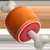 Meat On Bone ios emoji