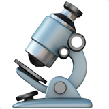 Microscope ios/apple emoji