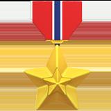 Military Medal ios/apple emoji