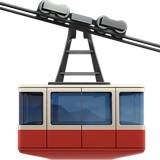 Mountain Cableway ios/apple emoji