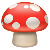 Mushroom ios emoji