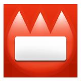Name Badge ios emoji