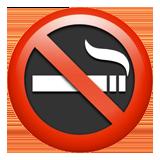No Smoking Symbol ios emoji