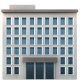 Office Building ios emoji