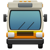 Oncoming Bus ios/apple emoji
