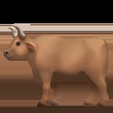 Ox ios emoji