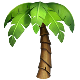 Palm Tree ios/apple emoji