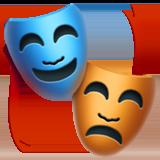 Performing Arts ios/apple emoji