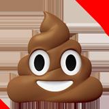 Pile Of Poo ios emoji
