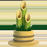 Pine Decoration ios emoji