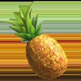 Pineapple ios emoji