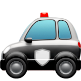 Police Car ios emoji