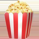 Popcorn ios/apple emoji