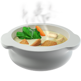 Pot Of Food ios emoji