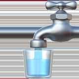 Potable Water Symbol ios emoji