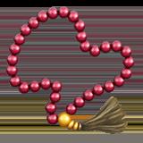 Prayer Beads ios emoji