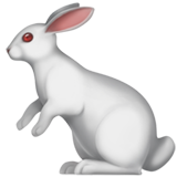 Rabbit ios emoji