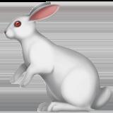 Rabbit ios/apple emoji