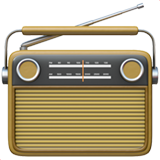 Radio ios emoji