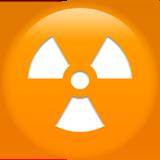 Radioactive Sign ios emoji