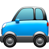 Recreational Vehicle ios/apple emoji
