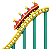Roller Coaster ios/apple emoji