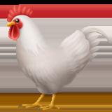 Rooster ios/apple emoji
